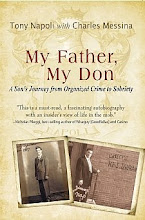 Take An Exciting Look At My Father, My Don by Tony Napoli with Charles Messina
