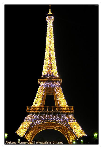 Jennifer cristine a torre eiffel la tour eiffel - Tour eiffel image ...