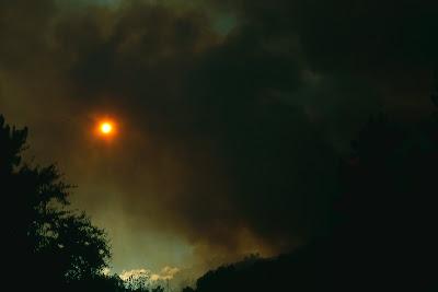 Incendio, Barco de Valdeorras