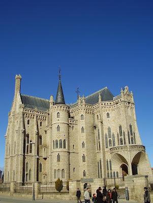 Palacio Episcopal, Astorga