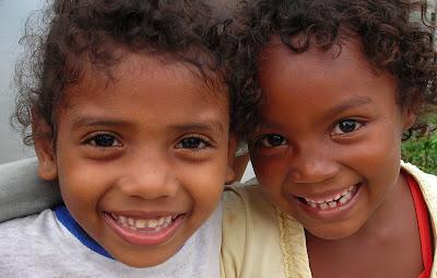 niños de Ecuador
