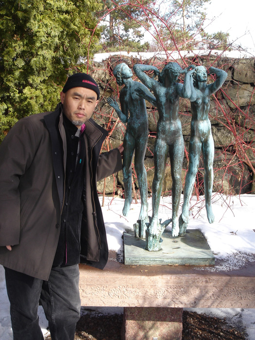 Professor Lu Pinchang