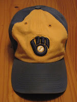 My 1982 Brewers cap