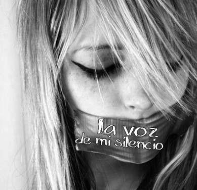 La voz de mi silencio