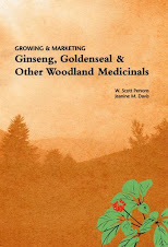 My Book on Growing Ginseng &amp; Goldenseal is now an ebook