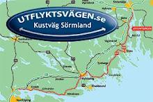 Klicka på bilden för karta över Kustväg Sörmland