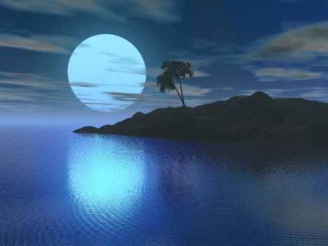 Intuiciones de Luna Azul