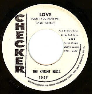 Knight Bros The Love Cant You Hear Me Margaret