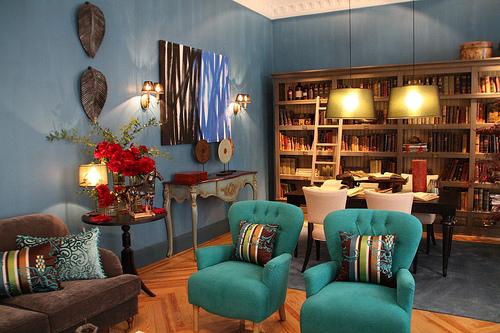 decoraci n del hogar con muebles actuales cita a ciegas