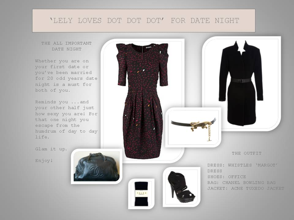date night outfit. THE ALL IMPORTANT DATE NIGHT