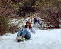 snowboarding... sorta?