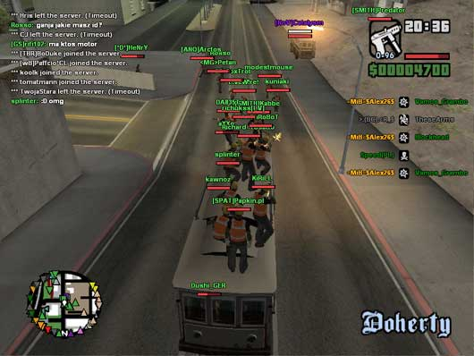 Game GTA sanandreas pc