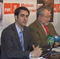 RUEDA DE PRENSA CON BERNARD SORIA