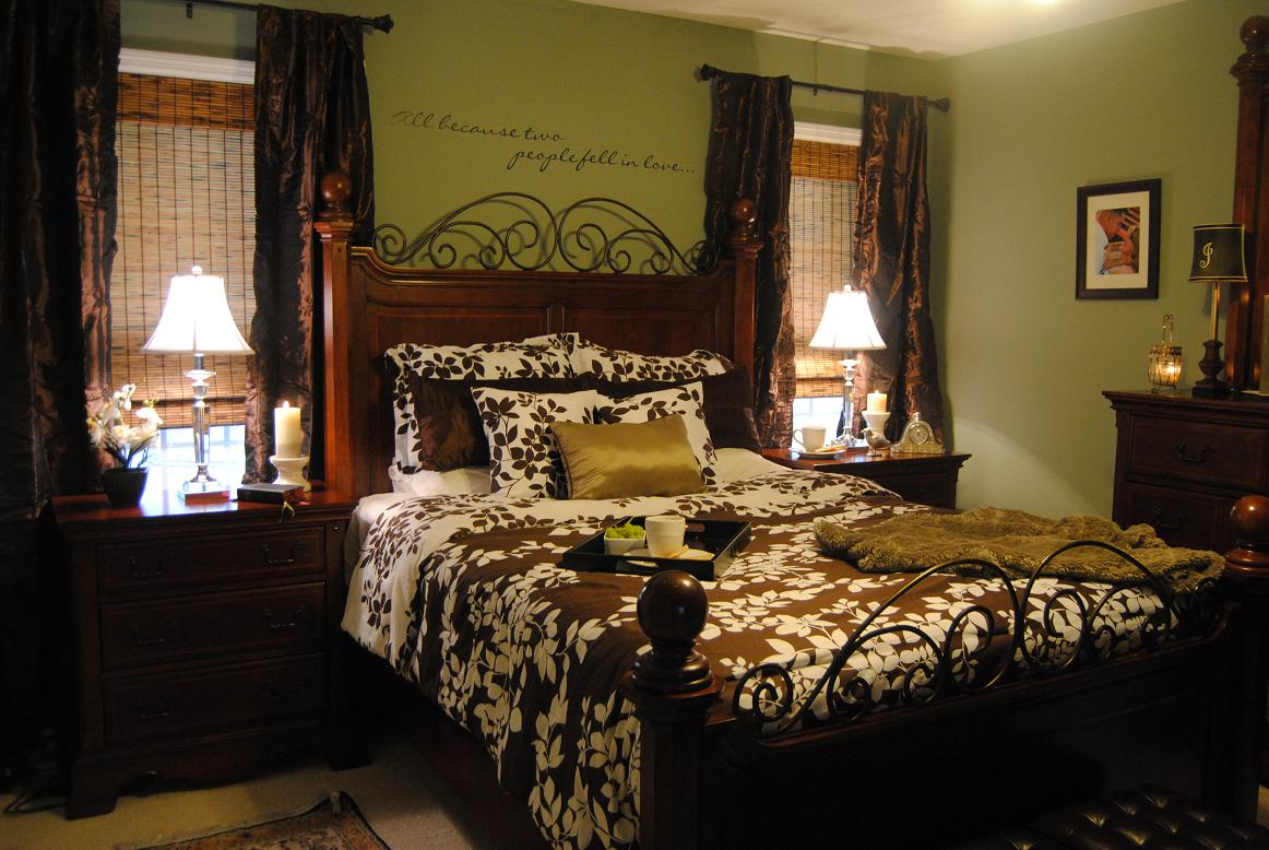 A 500 master bedroom makeover the everyday home Master bedroom makeover pinterest