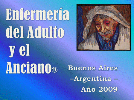 Enfermeria del Adulto y el Anciano