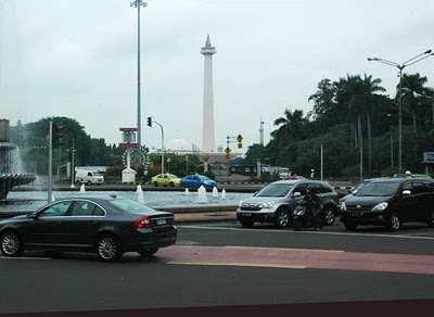 Monas, Jakarta 2010