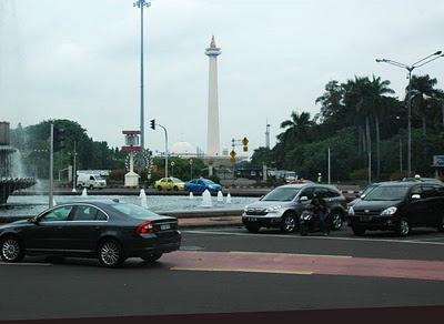Monas, Jakarta 2010