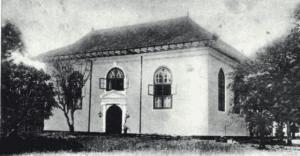 Gereja Sion tempo dulu