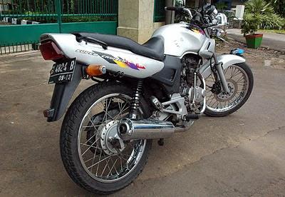 Honda Tiger 1997
