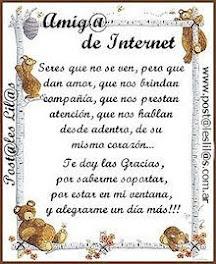 Amig@s de Internet