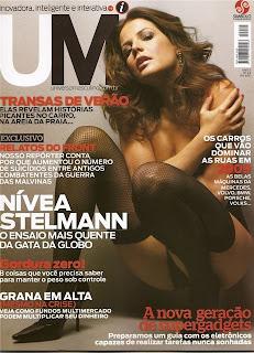 Revista UM - Nivea Stelmann