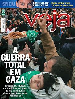 Revista Veja - 07 de Janeiro de  2009