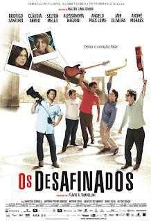 Os Desafinados (Nacional) DVDRip