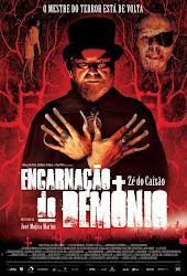 Baixar Filme Encarnação do Demônio (Nacional) Gratis terror nacional milhem cortaz 2008
