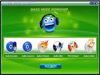 Magic Music Workshop v8.0.2.1