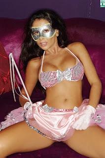 Playboy - Gata do Carnaval - Manuela Lemos - Fevereiro 2009