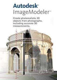 Autodesk Image Modeler 2009