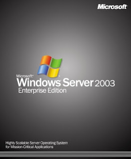 Microsoft Windows Server 2003 SE SP2 Abril 2009