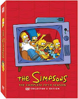 Os Simpsons - 5ª Temporada (Dublado)
