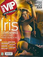 Iris Stefanelli - Hot Vip - Agosto de 2009