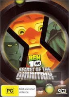 Ben 10 - O Segredo do Omnitrix (Dublado - TVRip)