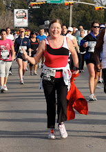 Houston Half Marathon 2010