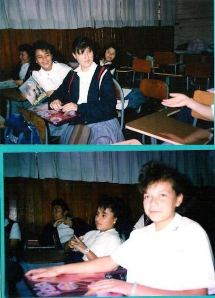 Alumnas 2ndo Basico