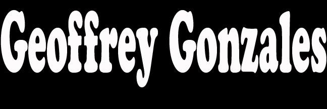 Geoffrey Gonzales