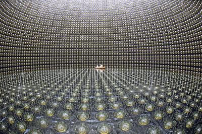 Super-Kamiokande Super-Kamioka Nucleon Decay Experiments Super-K neutrino observatory Observatorio neutrinos Japón Japan