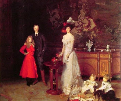 John Singer Sargent (1856–1925) -Sitwell family