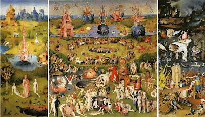 jerome bosch - Le jardin des délices - 1504