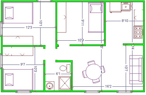 Container Homes In Haiti Floor Plan