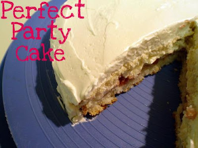 Monster Sweet Tooth: Dorie Greenspan's Perfect Party Cake