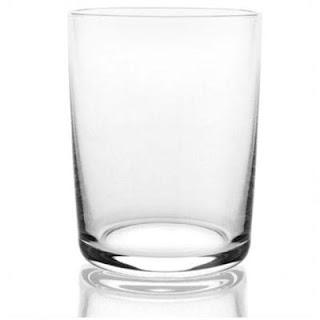 Bicchiere per vino bianco h 9 cm 25 cl