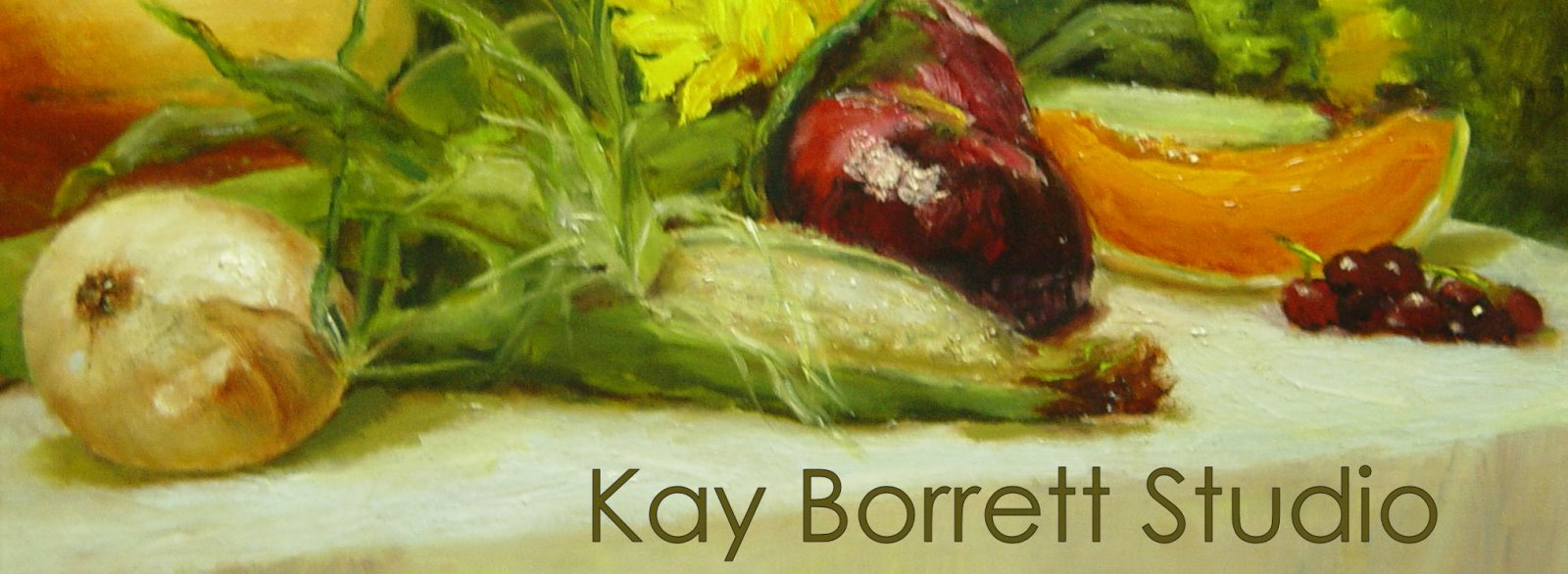 Kay Borrett Oil Paintings