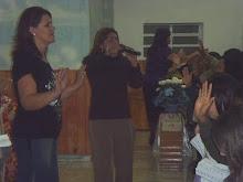 Orando pelas Mulheres no Jd Capela