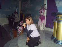 Ev.Miriam Orando por cura Interior