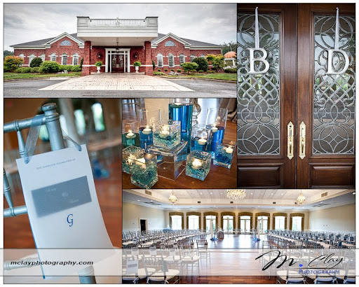 Details from Donise and Brians Rock Hill Wedding