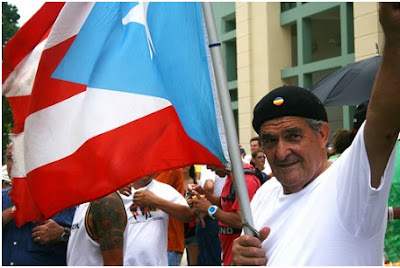 Foto 0 en  - La lucha en Puerto Rico contina.