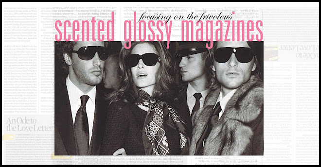 Scented Glossy Magazines